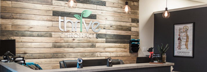 Chiropractic Knoxville TN Contact Us Building